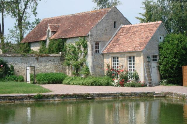 Lac & maison
