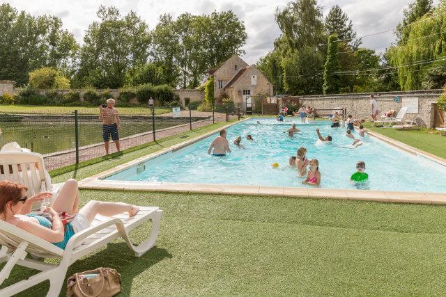 piscine activité