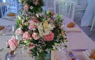 Salle de Reception & decoration table mariage