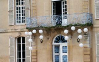 Salle de Reception & chateau