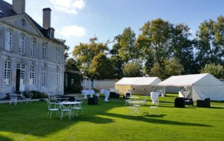 Chateau pelouse & mariage